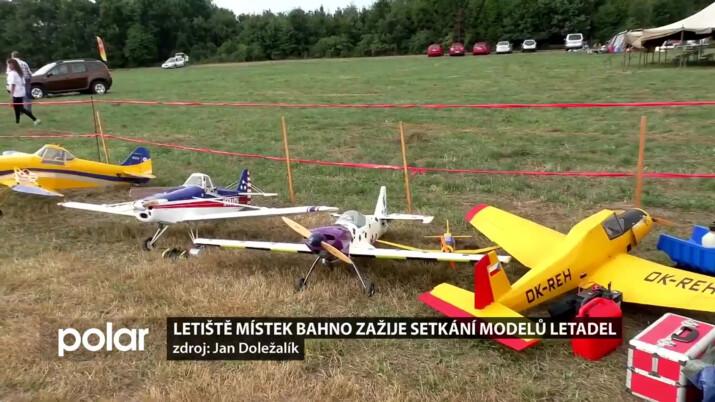Letiště Frýdek-Místek Bahno obsadí o víkendu obří modely letadel