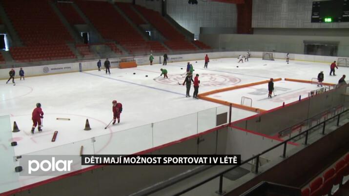 Děti ve Frýdku-Místku mají možnost sportovat i během letních prázdnin